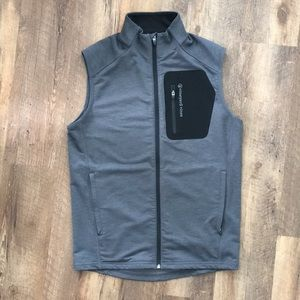 Vineyard Vines Walker full-zip vest